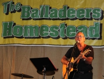Tamworth CMF 2015 Balladeers Homestead