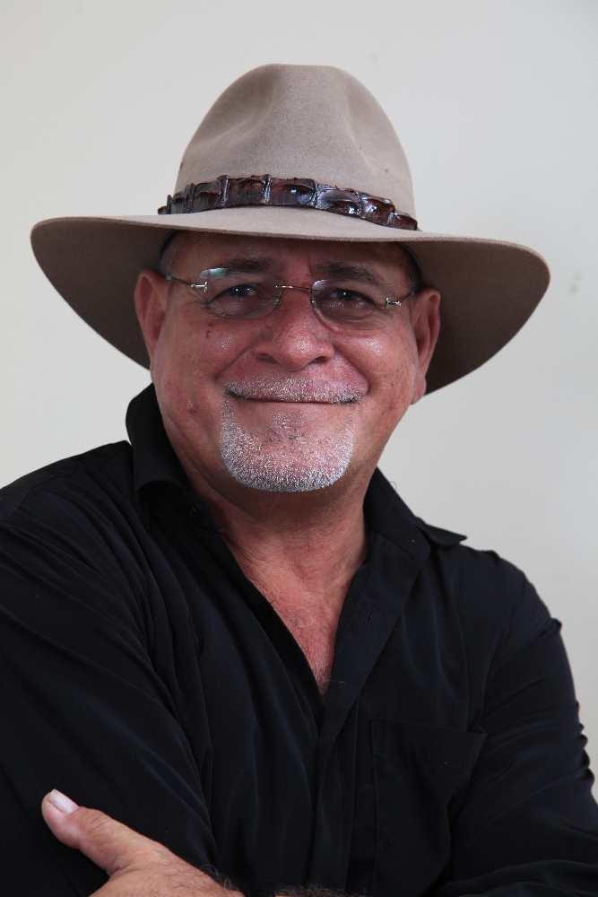Jon Vea Vea in Akubra Hat
